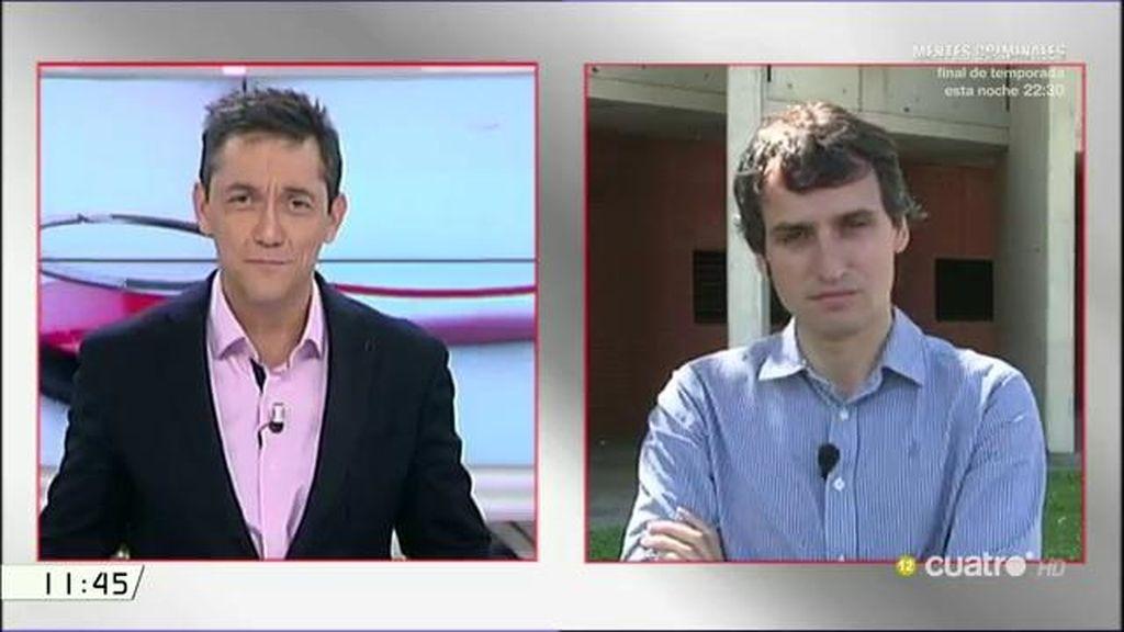 """Lluis Orriols, politólogo: """"Al PP le interesa polarizar la campaña electoral"""""""