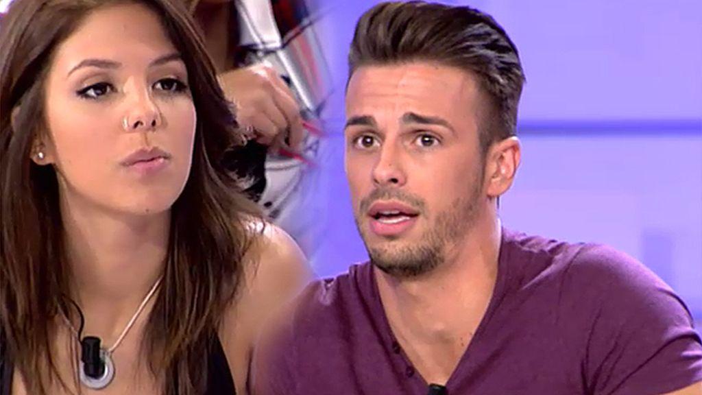 """Cristian, sobre Anais: """"Ella no es mi capricho, que no es Elsa Pataky"""""""