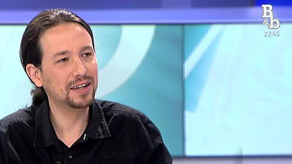 """Pablo Iglesias: """"Colaborar con los aliados siempre, pero con sentido común"""""""