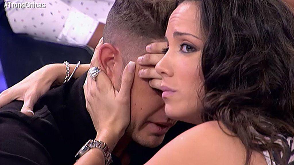 """Jonathan se rompe: """"Samira no te rías de mí"""""""