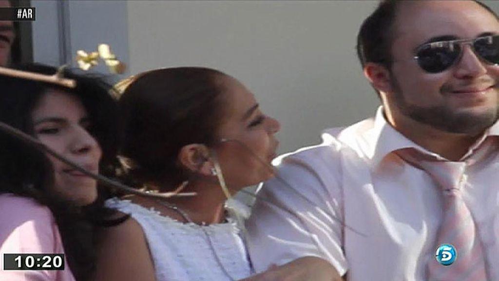 Kiko, el nuevo cabeza de familia y Agustín Pantoja, el responsable de la deudas tras le ingreso en prisión de Isabel Pantoja
