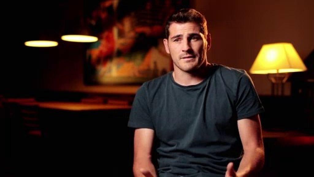 """El último reto de Iker Casillas: """"Me gustaría seguir dando alegrías a la gente"""""""