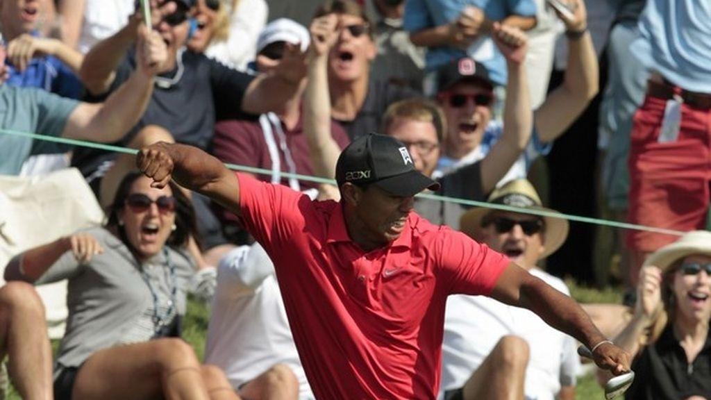 Tiger Woods conquista su quinto 'Memorial' e iguala las 73 victorias en la PGA de Nicklaus