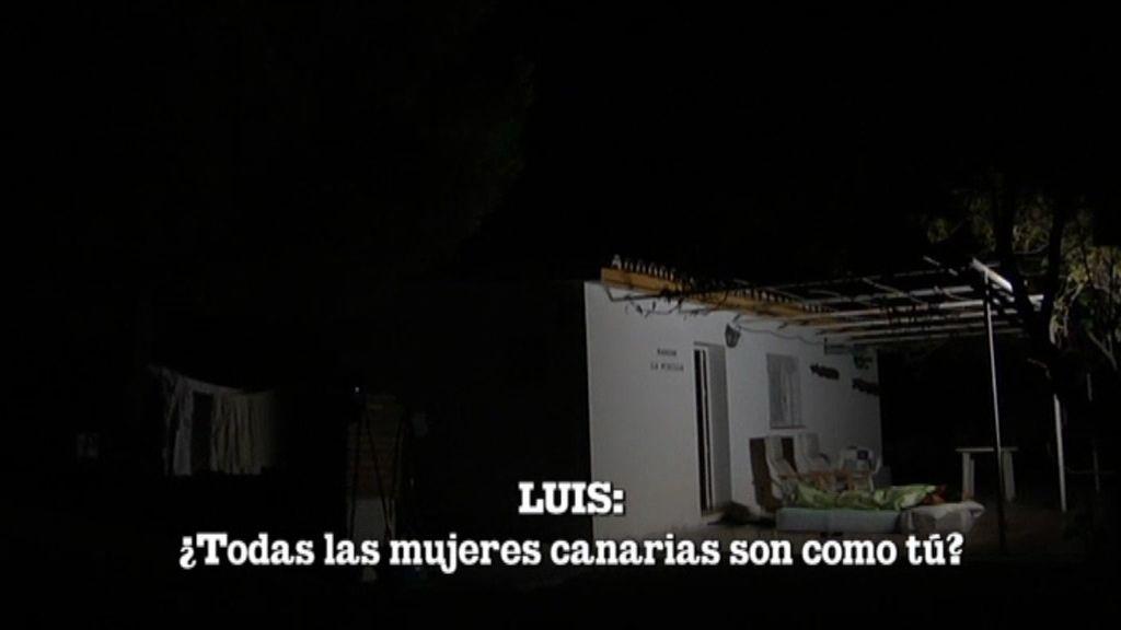 Luis y Arantxa: ¡Puro romanticismo!