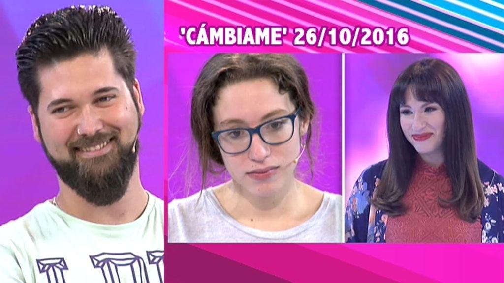 Carlos sorprende a los estilistas al pedir una cita con una participante de 'Cámbiame'
