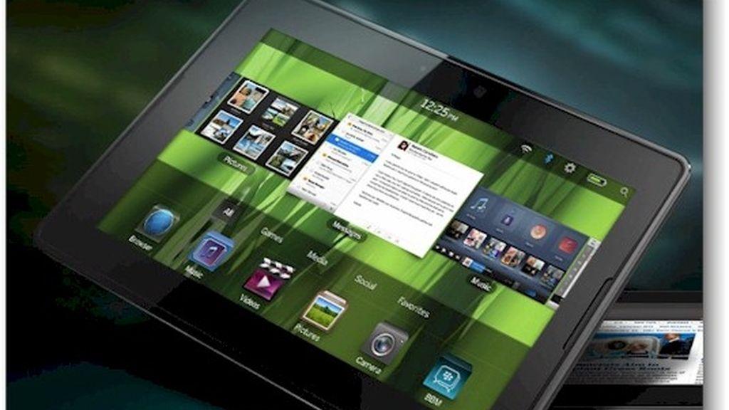 Cuando lanzó el 'tablet, RIM afirmó que añadiría el correo electrónico y otras características en 60 días. Estas actualizaciones no han ocurrido levantando sospechas alrededor de la situación de la compañía canadiense.