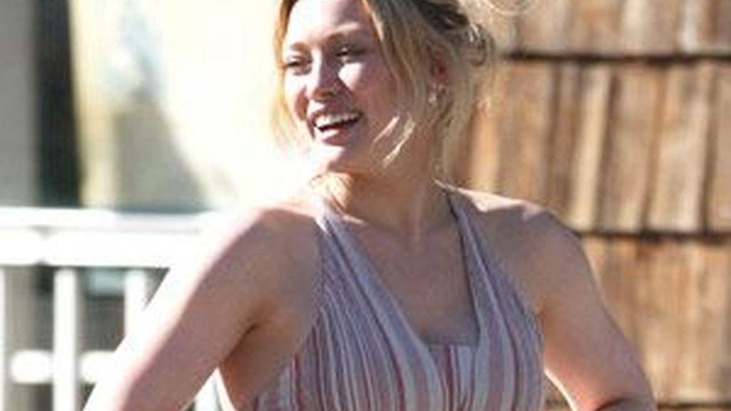 El pasado 15 de agosto la actriz anunciaba que estaba embarazada de su primer hijo, y ha tenido que abandonar un ambicioso proyecto en el que le ilusionaba mucho participar.