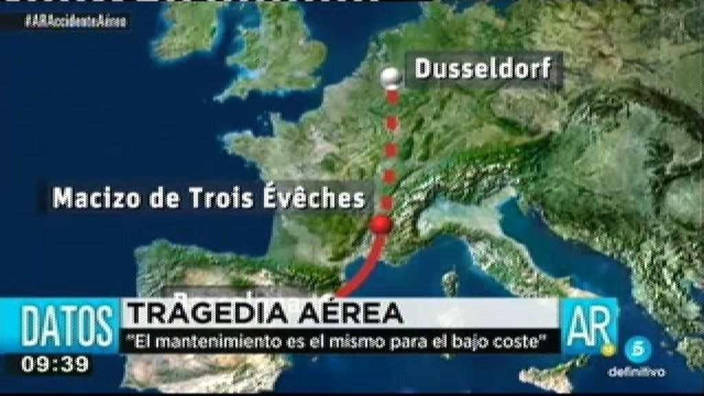 Las reacciones al accidente del Airbus A320