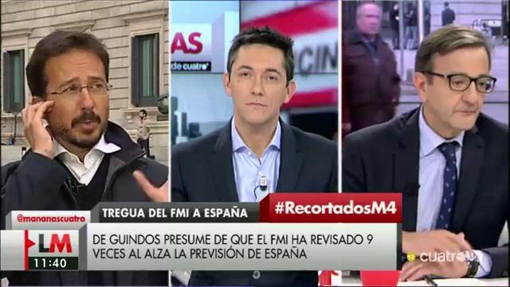 """J.I. Conde - Ruiz (economista): """"Podemos crear empleo pero no al ritmo suficiente"""""""