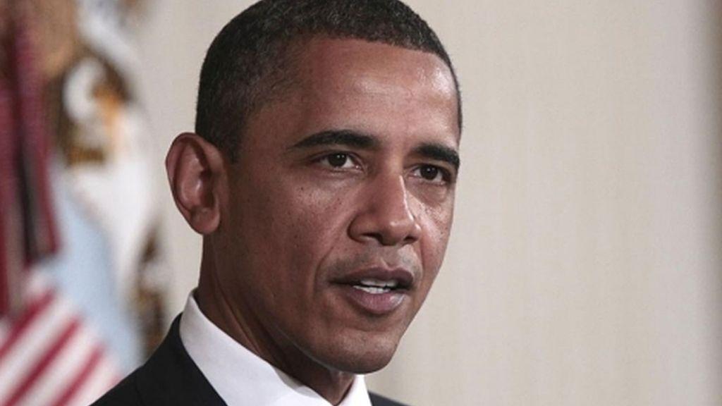 El presidente Obama defendió la economía estadounidense tras la rebaja de la calificación de su deuda. Vídeo: Informativos Telecinco