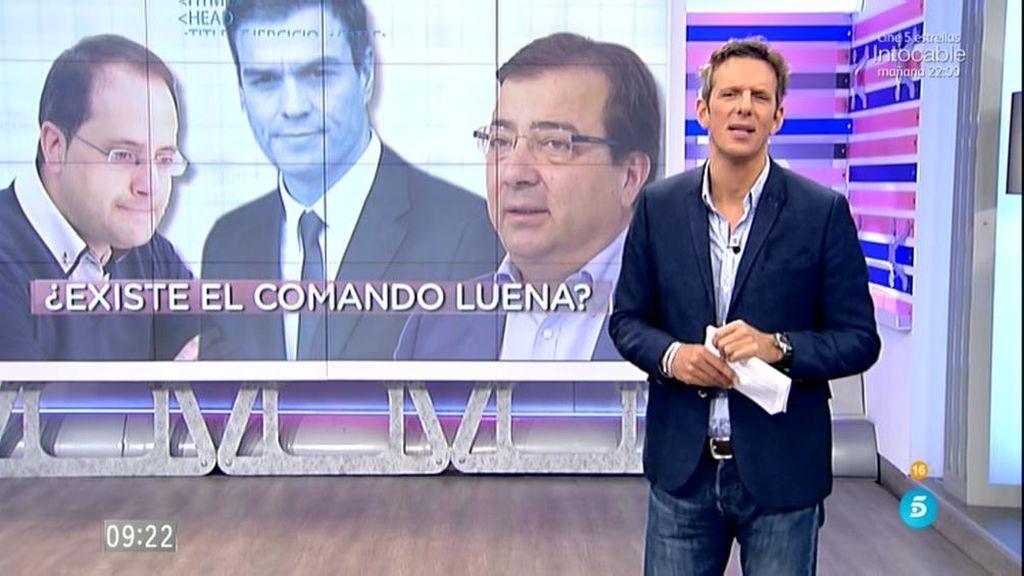Guerra interna en el PSOE: El sector crítico a Sánchez se une para defender a Vara
