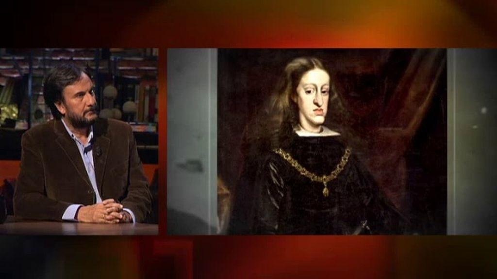 ¿Estaba poseído Carlos II 'el hechizado'?