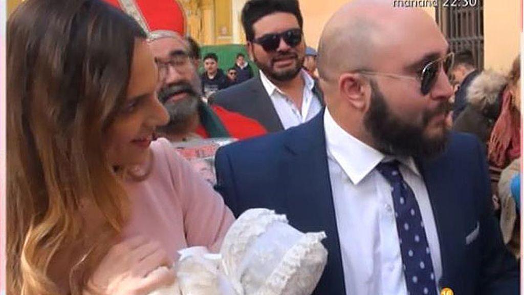 Isabel Pantoja saldrá en la exclusiva del bautizo, según Marisa Martín Blázquez