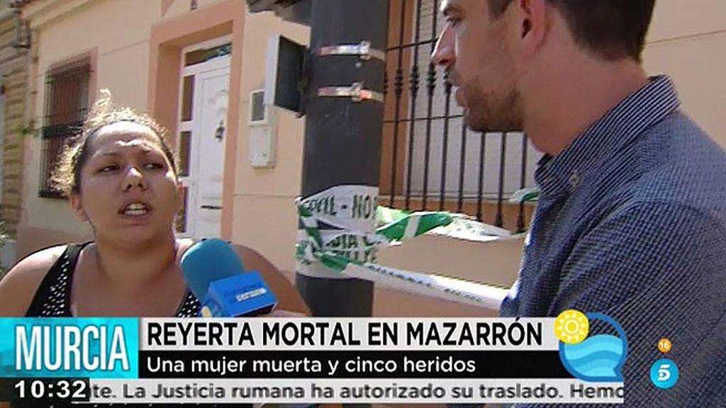 """""""Escuché disparos, salí y 'Los Pelayo' se escondieron en mi piso"""""""