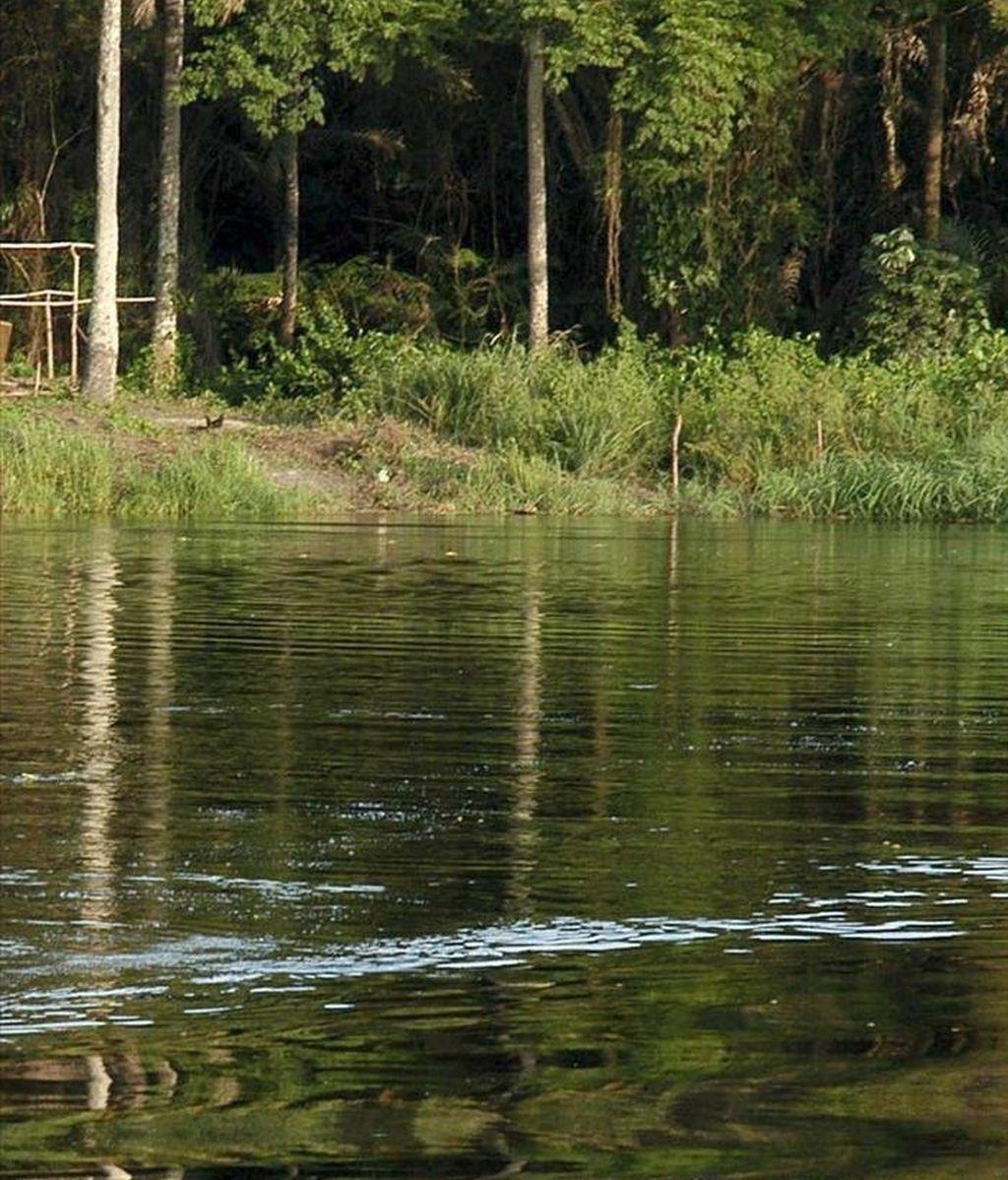 Aproximadamente un centenar de personas han sido dadas por desaparecidas tras el naufragio de un barco en el río Kasai, en el centro de la República Democrática del Congo, informaron fuentes cercanas al gobierno provincial. En la imagen, una parte del río Congo.EFE/Archivo