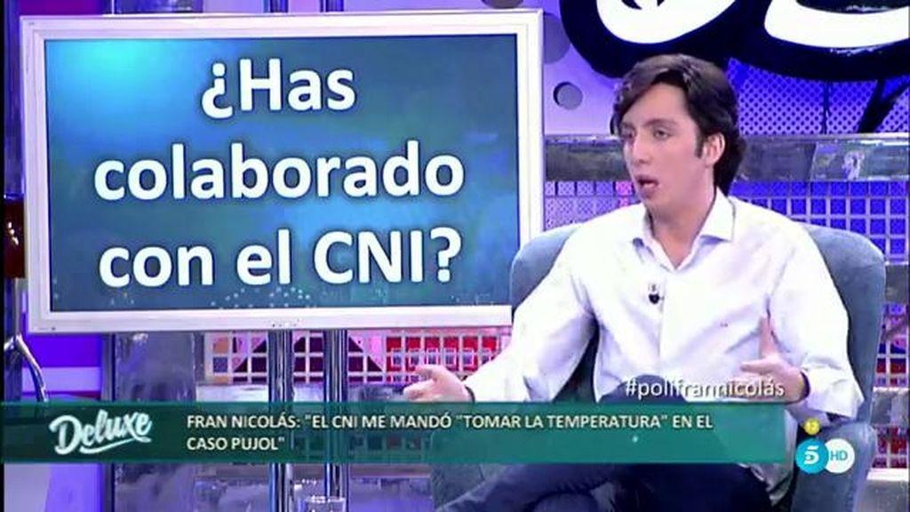 El PoliDeluxe confirma que Fran Nicolás colaboró con el CNI