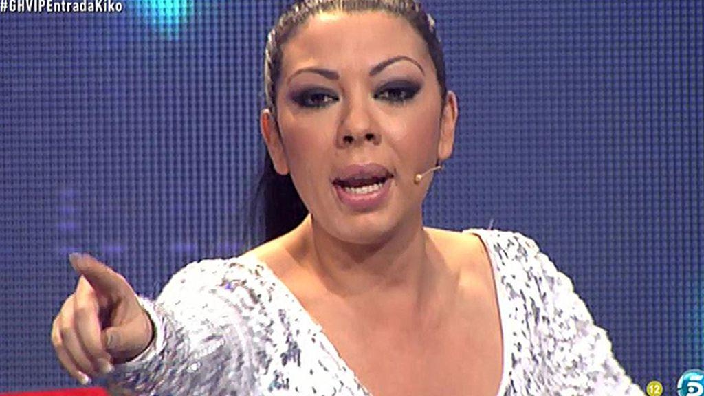 """Aroa, hija de Juan de los Chunguitos: """"Tenemos las entrañas reventadas"""""""