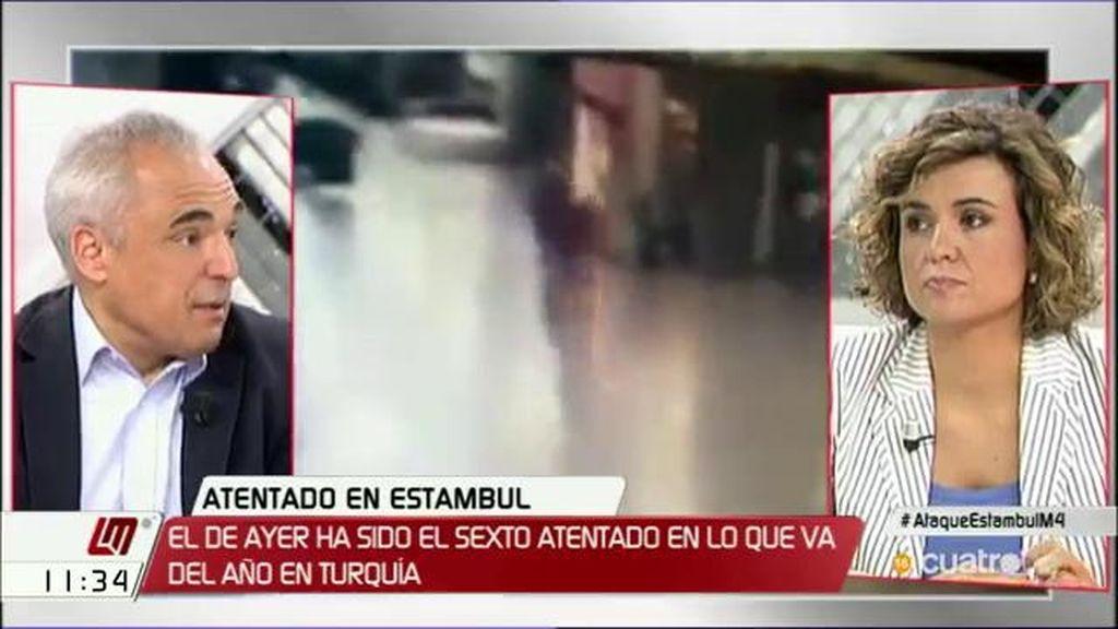 """Dolors Montserrat: """"Más que nunca, tenemos que estar unidos para combatir el terrorismo"""""""
