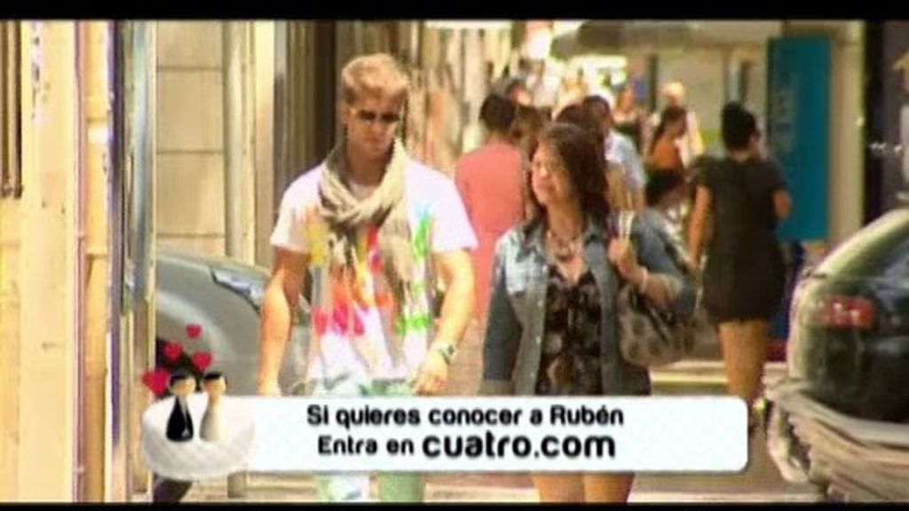 Así es Rubén