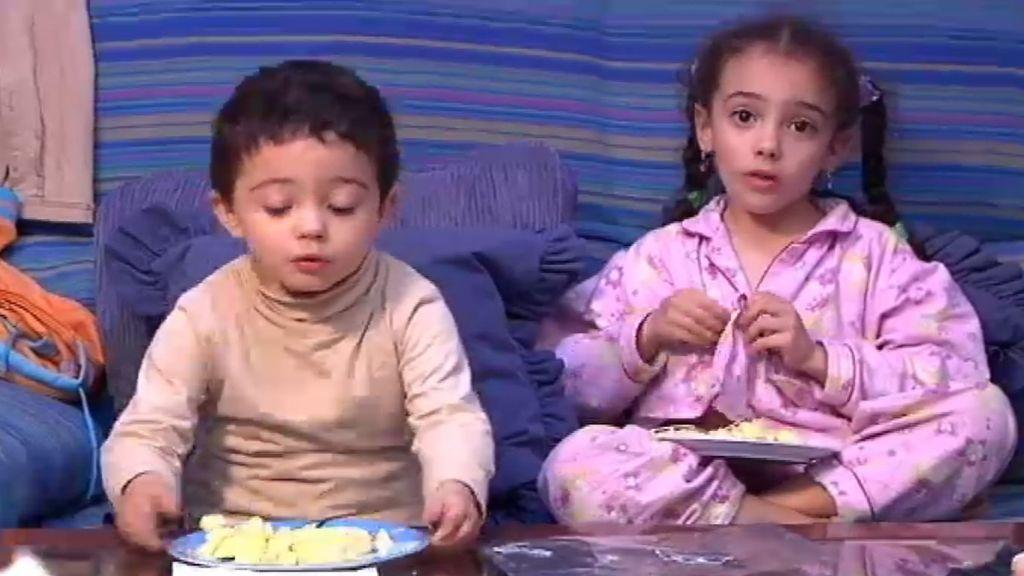 Mercedes y Carlos, dos hermanos muy rebeldes