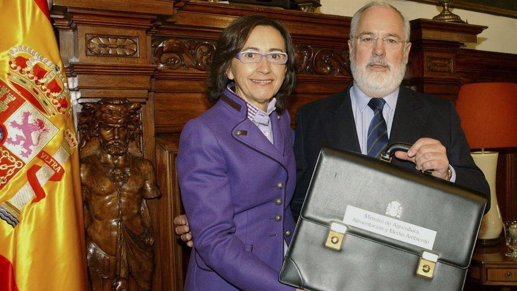 Arias Cañete toma posesión