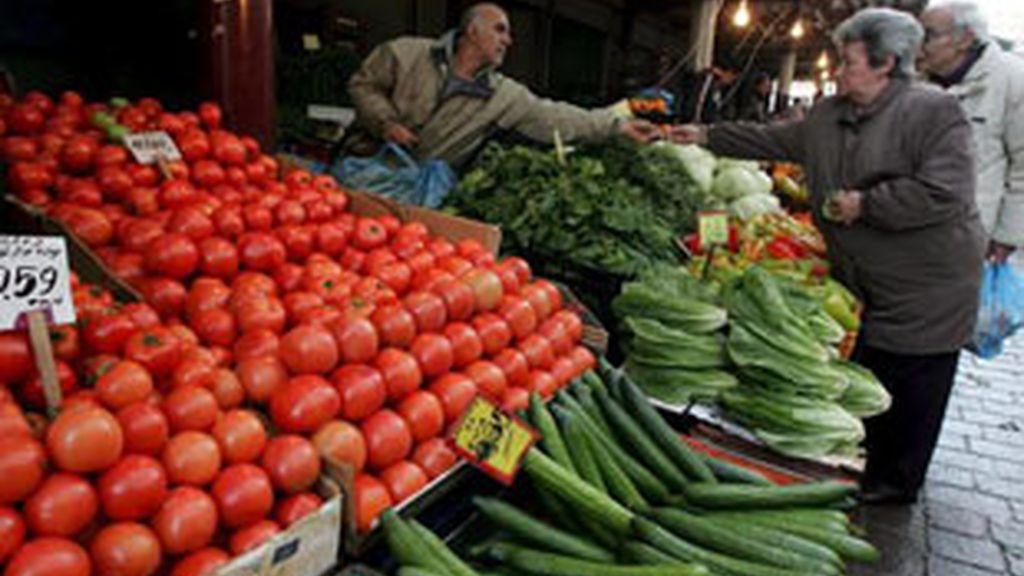 El 5% de los españoles no tiene para comer a diario.