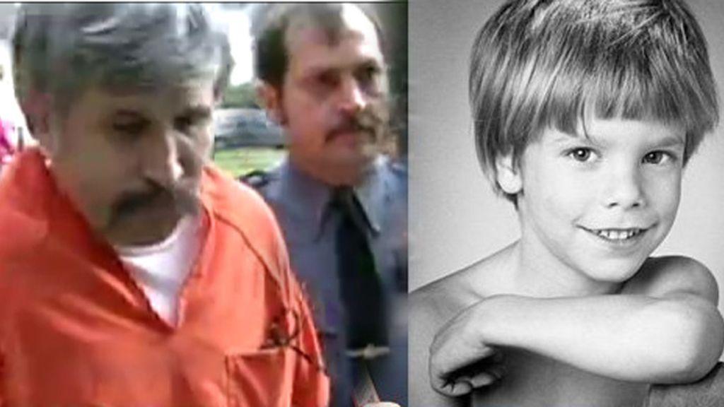 El asesino confeso de Etan Patz, a la izquierda y el pequeño en una imagen de 1979.