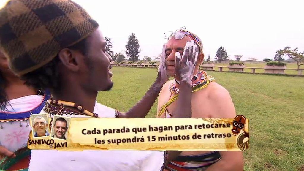Santiago y Javi, de Masai Mara