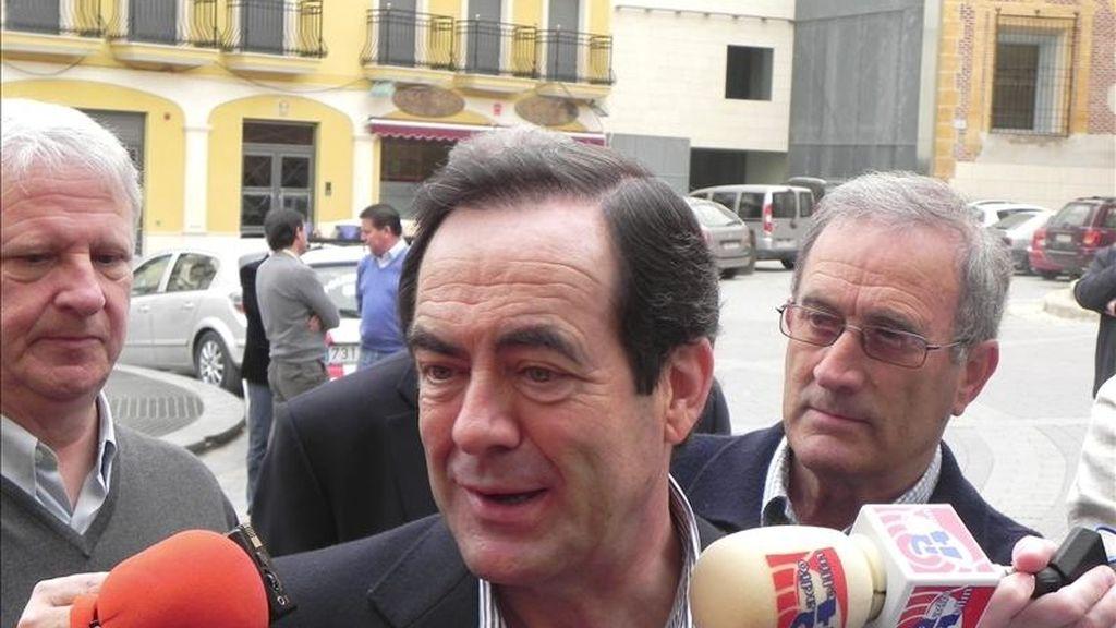 El presidente del Congreso de los Diputados, José Bono. EFE/Archivo