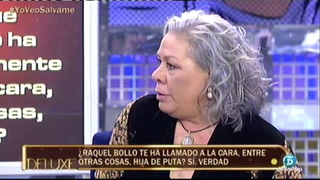 """Carmen Gahona: """"Me duelen más las mentiras de Raquel Bollo que sus insultos"""""""