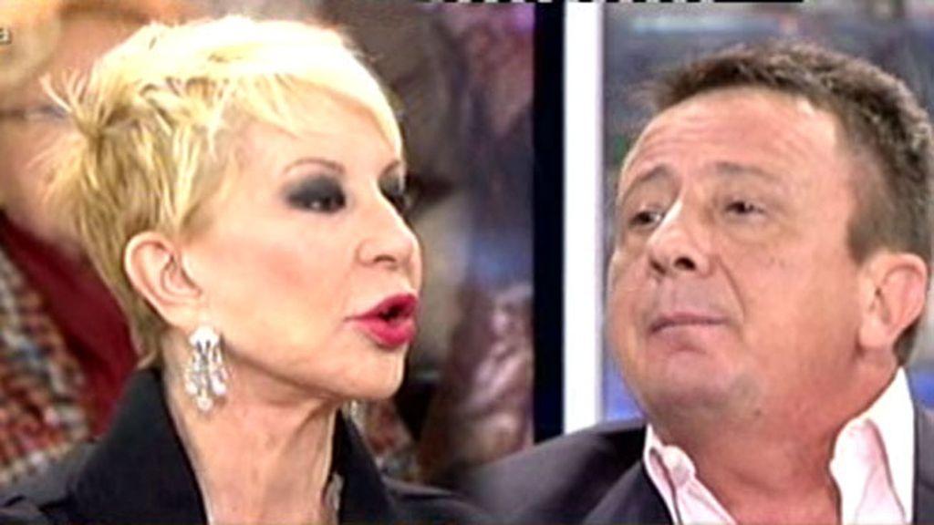 """Ángel Moreno: """"Karmele era la colaboradora más quisquillosa de 'Tómbola"""""""