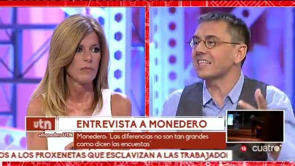 """Monedero: """"Íñigo Errejón no fue el responsable de mi salida de Podemos"""""""