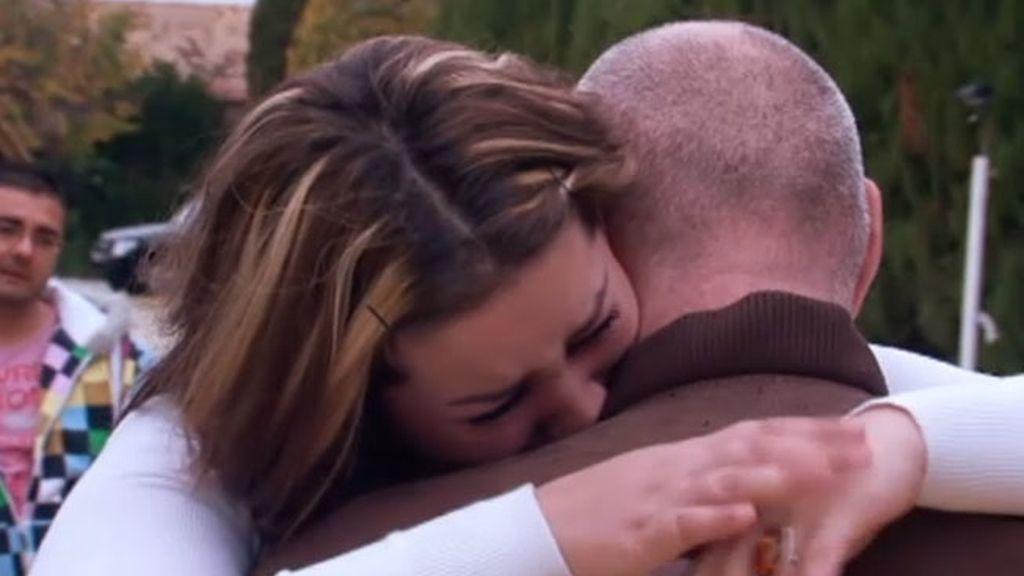 Jessica se reconcilia con su familia