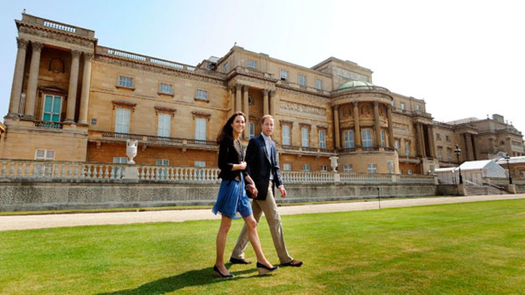 William y Katherine se van de luna de miel