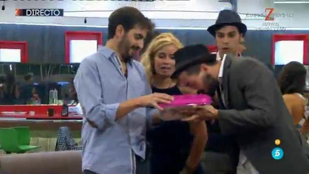 Enrique cosigue la inmunidad para disgusto de Suso y sus planes en las nominaciones