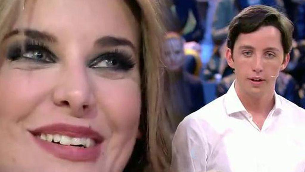 """Charlotte, a Fran Nicolás tras sus disculpas: """"Que te perdone Dios"""""""