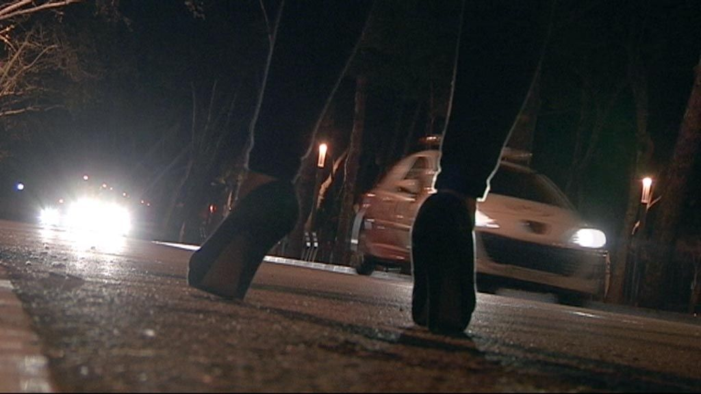 Callejeros en 'Prostitutas de Barcelona