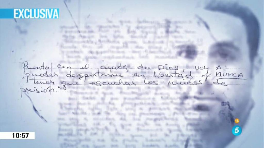 """Pablo Ibar: """"Pronto voy a poder despertarme en libertad, sin los ruidos de la cárcel"""""""