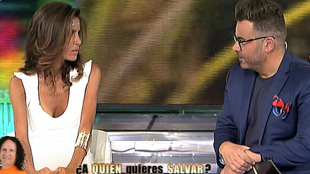 """Suhaila: """"No volvería a convivir con Ignacio, también le puedo llamar Ignecio"""""""