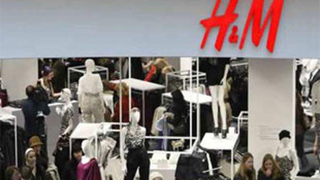 H&M tiene tiendas en países de todo el mundo, entre ellos España. Foto: EFE