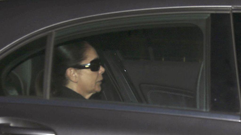 Isabel Pantoja ya está en prisión