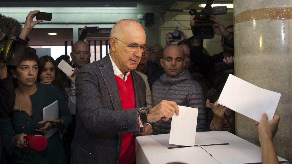Duran vota Sí-No en la consulta alternativa