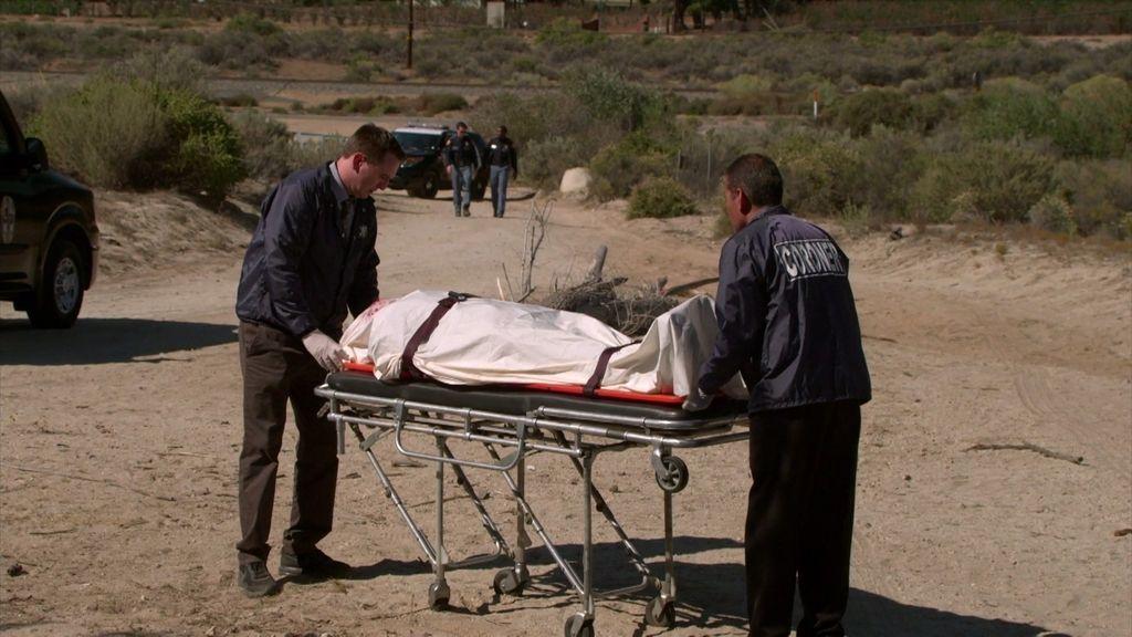 El cuerpo del segundo agente secreto secuestrado aparece sin rostro