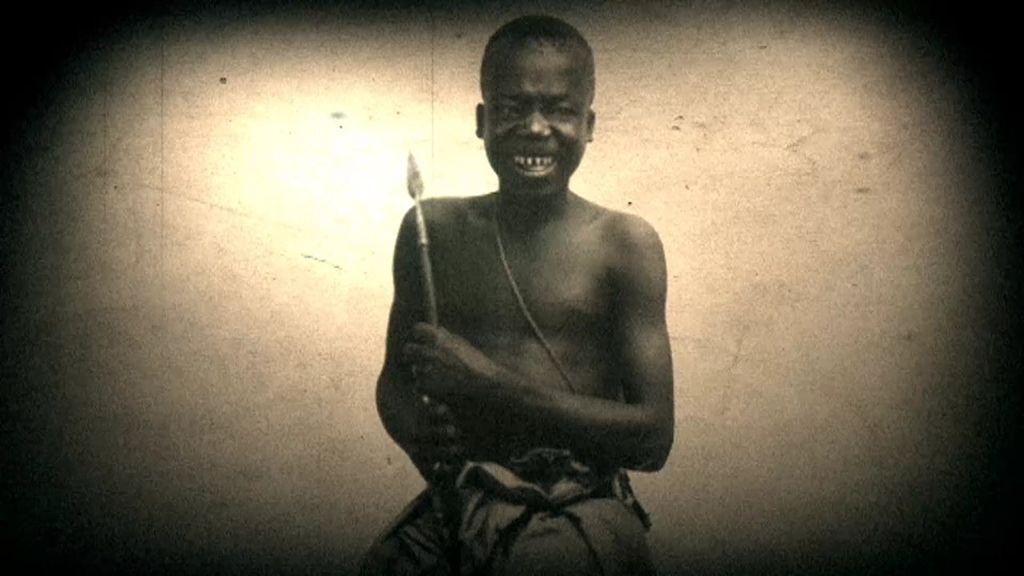 La historia de Ota Benga, el último hombre esclavo exhibido como un animal en el zoo