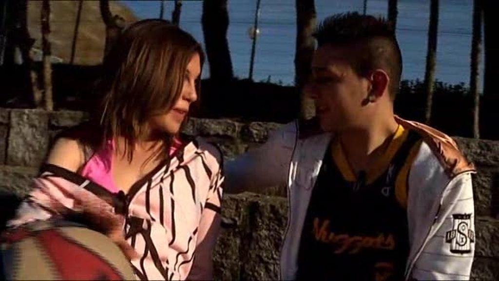 Marta tercera cita con Iván