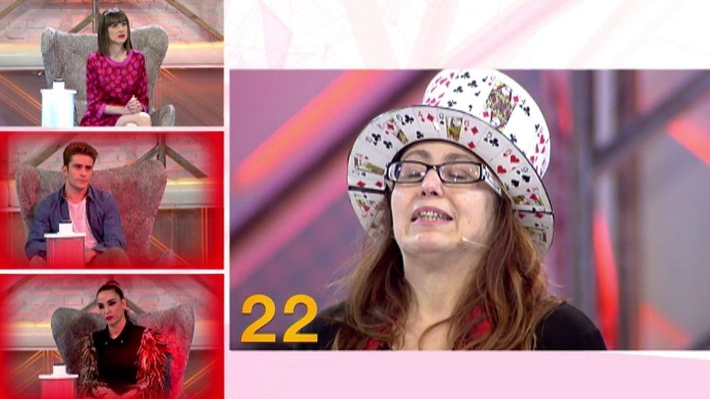 """María José es una maga que no encuentra su look: """"No quiero parecer una payasa"""""""