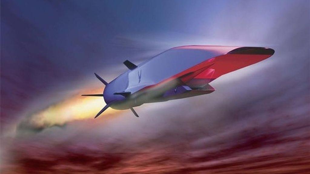 avión hipersónico, X-51A Wave Rider,