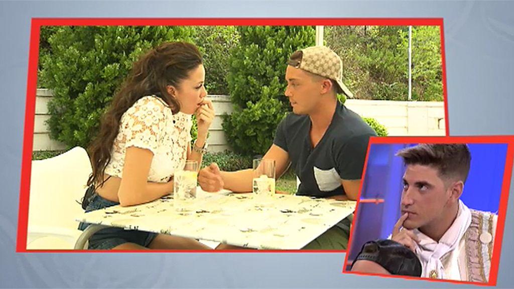 Cita Samira y Rafa (08/06/2015)