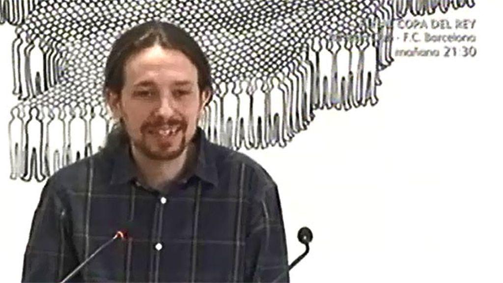 """Iglesias: """"Estamos muy satisfechos con la línea comunicativa de Aguirre"""""""