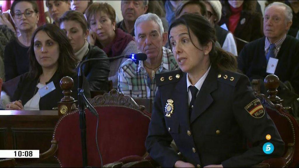"""La jefa de la investigación: """"Montserrat estaba relajada y era exigente"""""""